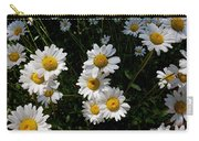 Mountain Daisies Carry-all Pouch