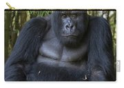 Mountain Gorilla Silverback Carry-all Pouch