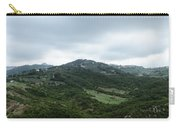 Mountain Landscape Of Italy Carry-all Pouch