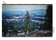 Mt Spokane Carry-all Pouch