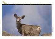 Mule Deer   #0722 Carry-all Pouch