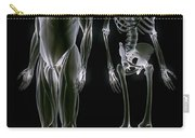 Muscles And Bones Carry-all Pouch