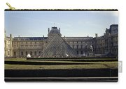 Musee Du Louvre In Paris France Carry-all Pouch