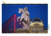 Musee Du Louvre Statue Carry-all Pouch