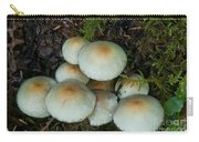 Mushrooms In The Oregon Coast Range Carry-all Pouch