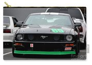 Mustang Race Car Carry-all Pouch