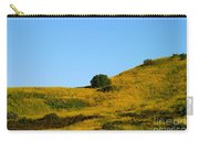 Mustard Grass Carry-all Pouch