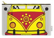 My Superhero-vw-t1-iron Man Carry-all Pouch