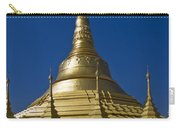 Myanmar Temple Carry-all Pouch
