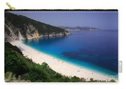 Myrtos Beach Carry-all Pouch