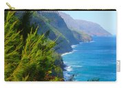 Na Pali Coast Kauai Carry-all Pouch