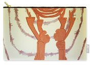 Nativity Of Jesus Carry-all Pouch by Gloria Ssali