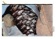 Natural Abstract 47 Carry-all Pouch