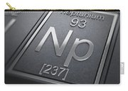 Neptunium Chemical Element Carry-all Pouch