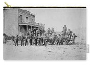 Nevada Carson City, C1865 Carry-all Pouch