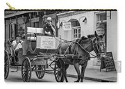 New Orleans - Carriage Ride Bw Carry-all Pouch