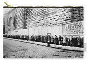 New York City Bread Line Carry-all Pouch