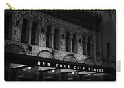 New York City Center Carry-all Pouch