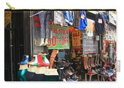 New York City Storefront 8 Carry-all Pouch