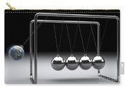 Newtons Cradle Carry-all Pouch
