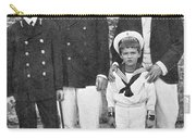 Nicholas II & George V, 1909 Carry-all Pouch