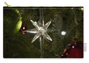 Night View Christmas Tree   1 Of 4 Carry-all Pouch