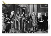Nikolaus Von Zinzendorf (1700-1760) Carry-all Pouch