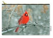 Northern Cardinal 3  Carry-all Pouch