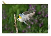 Northern Parula Warbler Carry-all Pouch