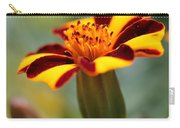 Novelty French Marigold Named Mr. Majestic Carry-all Pouch