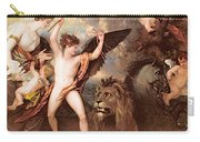 Nude Art Carry-all Pouch