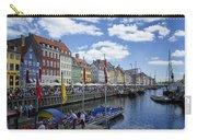 Nyhavn - Copenhagen Denmark Carry-all Pouch