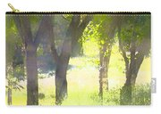 Oaks 25 Carry-all Pouch by Pamela Cooper