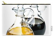 Oil And Vinegar Carry-all Pouch by Elena Elisseeva