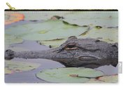 Okefenokee Gator Carry-all Pouch
