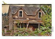 Old Abandon House Carry-all Pouch