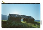 Old Barn At Sunrise Carry-all Pouch