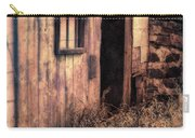Old Barn Door Carry-all Pouch