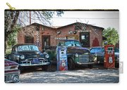 Old Cars On Route 66 Carry-all Pouch
