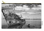 Old Fishing Ship Wreck Carry-all Pouch