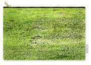 Old Green Grass Carry-all Pouch