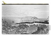 Old Lifeboat Station Tenby Carry-all Pouch