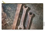 Old Spanners Carry-all Pouch