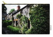Old Terrace Houses - Peak District - England Carry-all Pouch