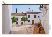 Old Town In Cordoba Carry-all Pouch