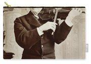 Ole Bornemann Bull (1810-1880) Carry-all Pouch