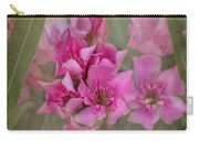 Oleander Cluster Carry-all Pouch