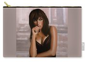 Olga Kurylenko Carry-all Pouch