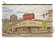 On The Corner Carry-all Pouch by Scott Pellegrin