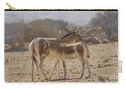 Onager Equus Hemionus 1 Carry-all Pouch